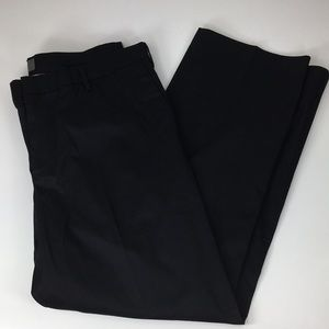 Dockers Iron Free Black Khaki Pants Size 40 x 32